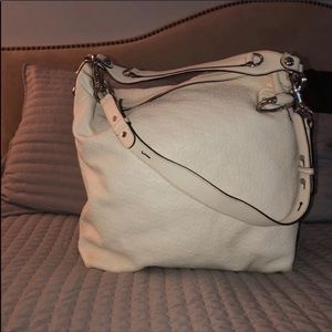 Large White Gucci Bag